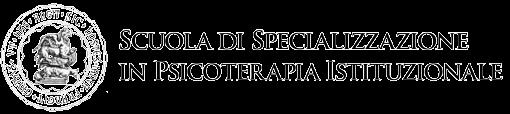 Logo perScuola di specializzazione in Psicoterapia Istituzionale